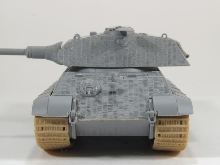 King Tiger 1/72 scale PB-k11