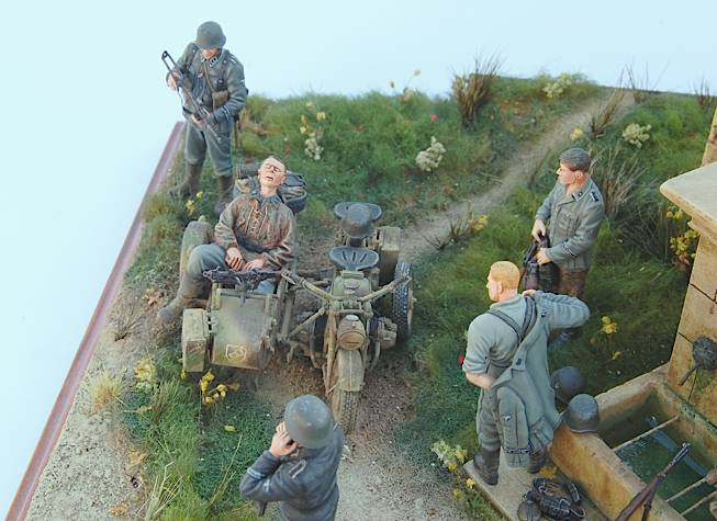 Normandy - Behind Enemy Wall - FINISHED!! PB-NW2-1
