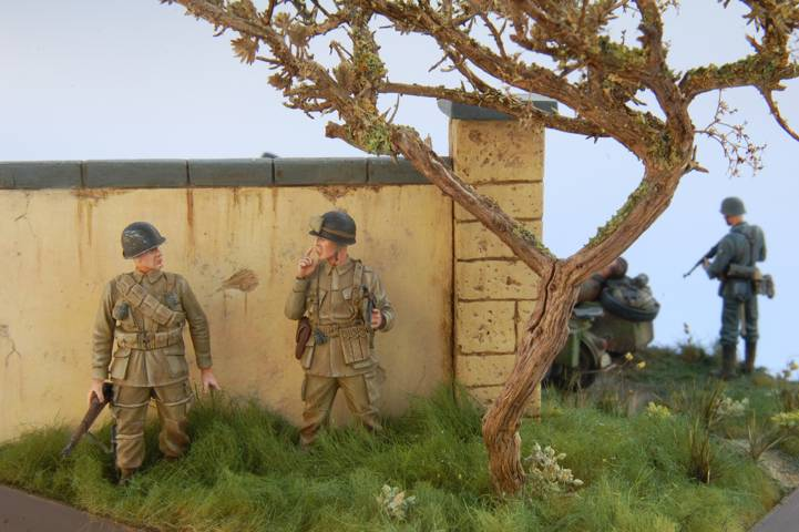 Normandy - Behind Enemy Wall - FINISHED!! PB-NW4