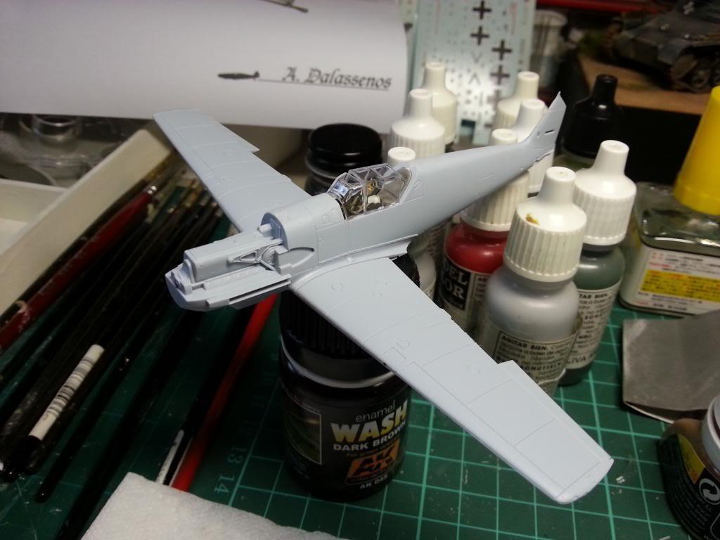 Albatross 1/72 Declared Complete!  20131215_091437_zps05c41278