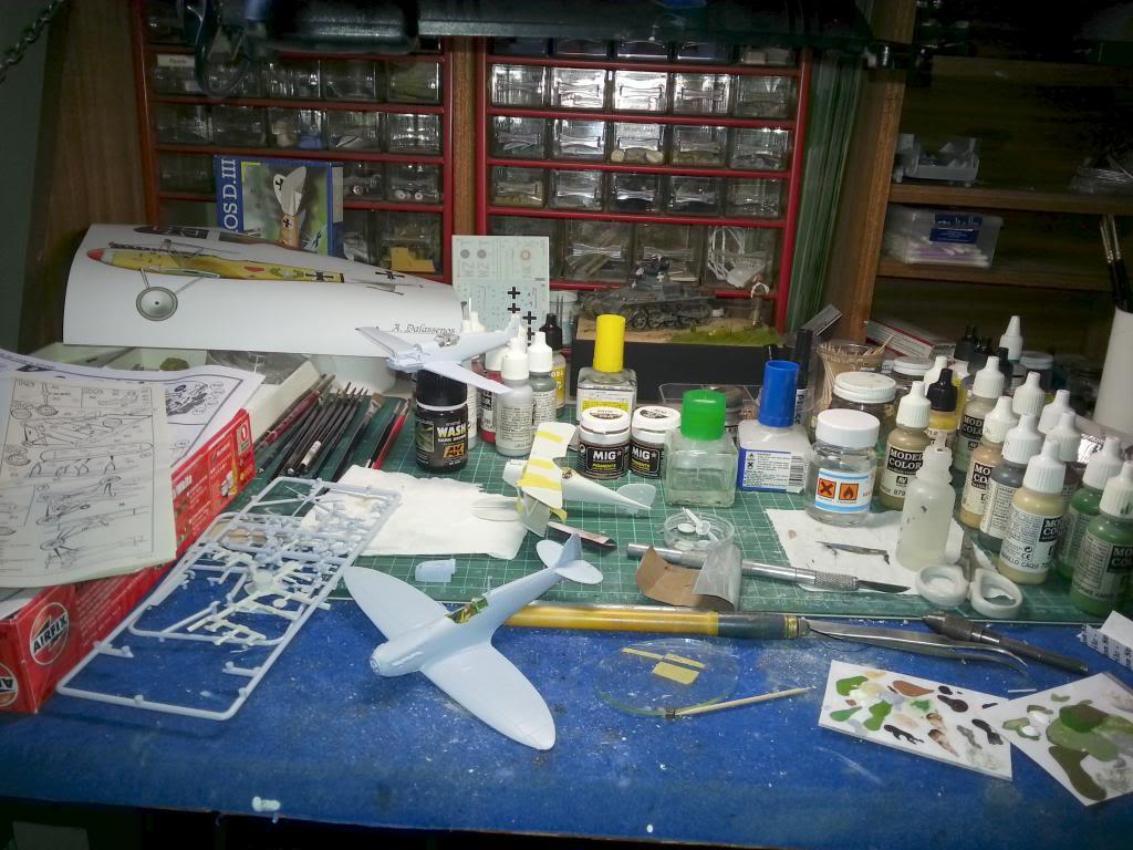 Albatross 1/72 Declared Complete!  20131215_091521_zpsb2d36e1a