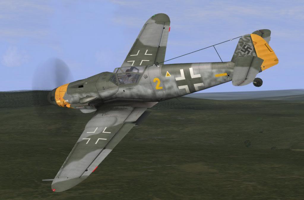 MARCO!!  I FINISHED - FINAL PICS! Bf-109G-10_Yellow-2_JG52_zps1364e896