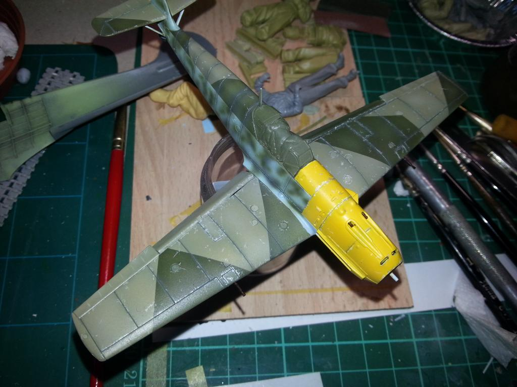 Airfix ME 109 1/72 - Tatzelwurm - FINISHED! 20140713_193749_zps5add392d