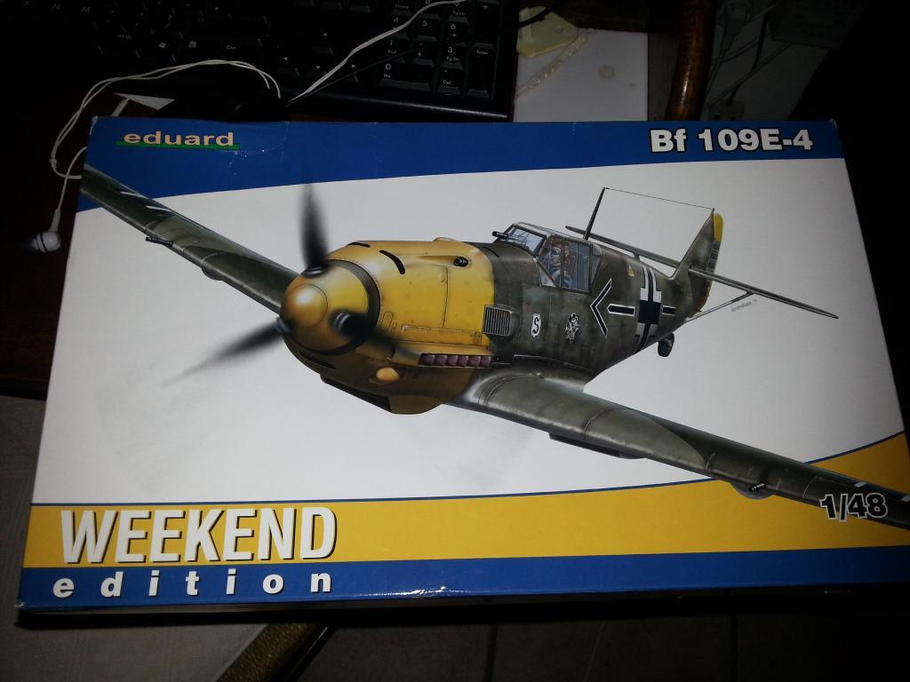 Me 109 1/48 Eduard .......Finished 20140811_093932_zps964fe27a