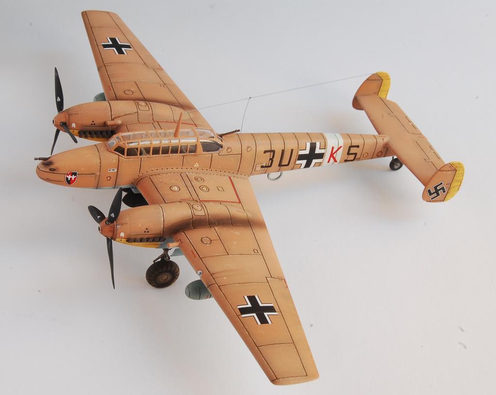 Bf110 North Africa - 1/72 Airfix DSC_3845_zps8e733c90