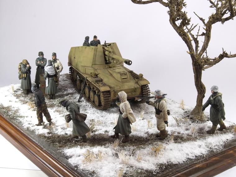 The Retreats - Russia 1943-44 PB-07