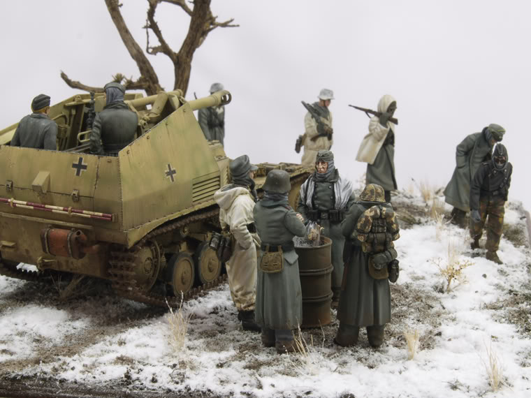 The Retreats - Russia 1943-44 PB-11