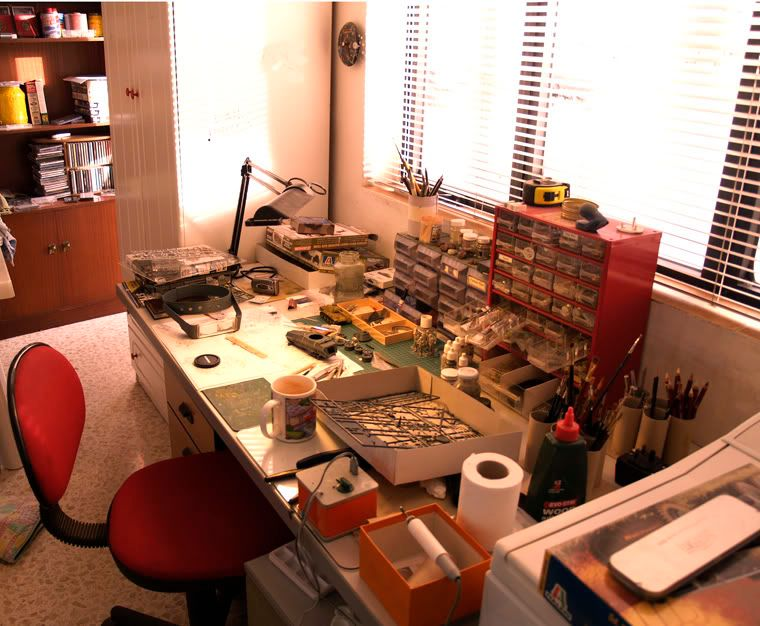 What does your workshop look like? _B301850
