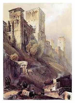 DAVID ROBERTS Alhambra1