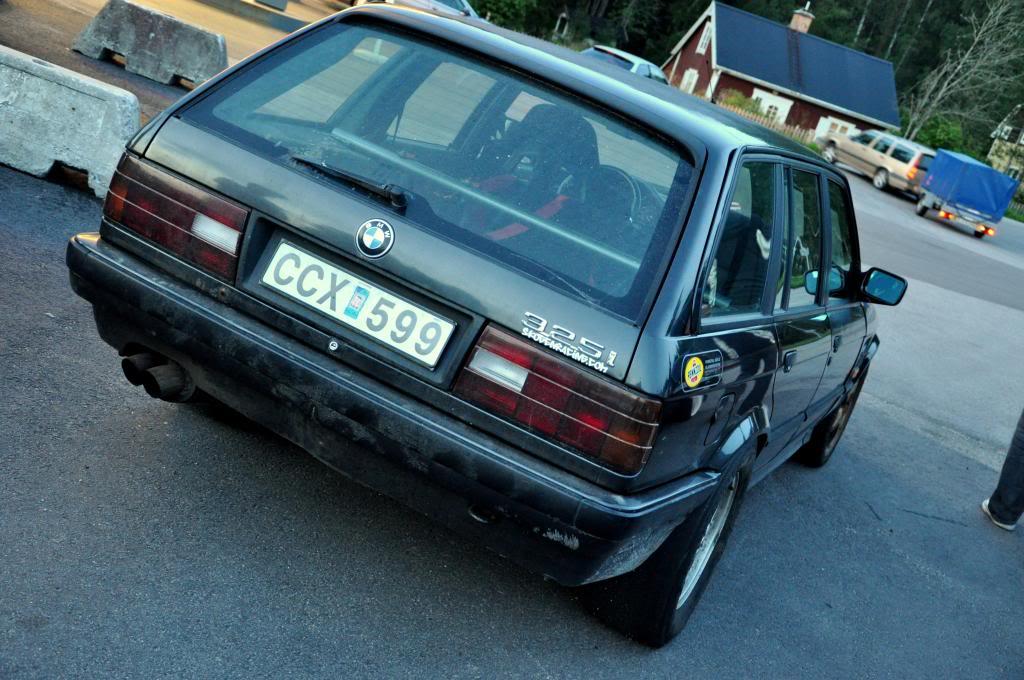 M5Mikal - BMW 325 Turbo Touring: Stor uppdat. sid:40 - Sida 22 325t2