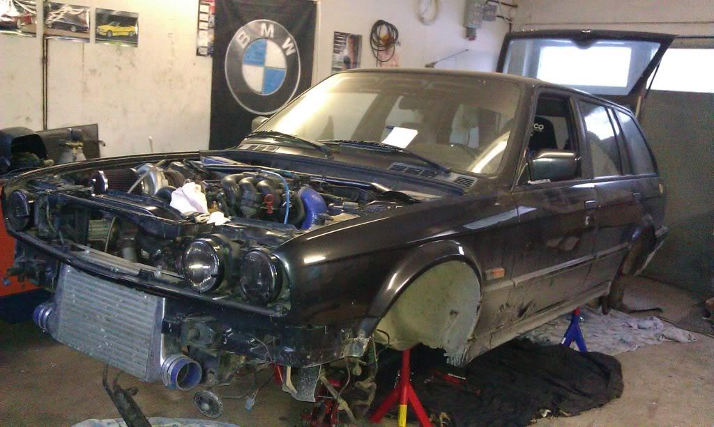 M5Mikal - BMW 325 Turbo Touring: Stor uppdat. sid:40 - Sida 22 IMAG0018