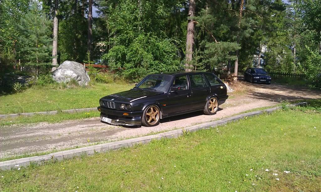 M5Mikal - BMW 325 Turbo Touring: Stor uppdat. sid:40 - Sida 24 IMAG0127