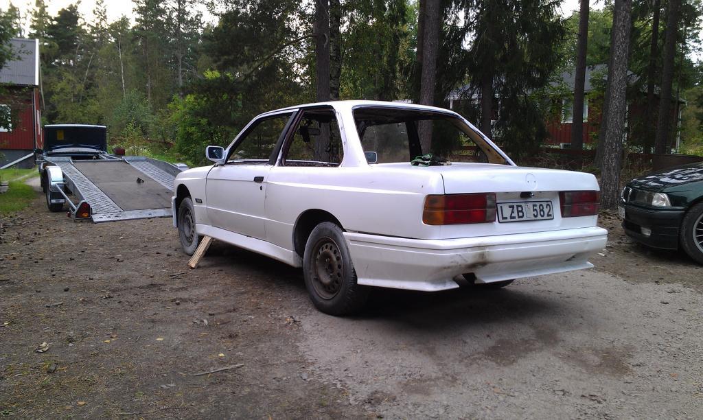m5micke - BMW M3 E30 mä turbo. IMAG0194