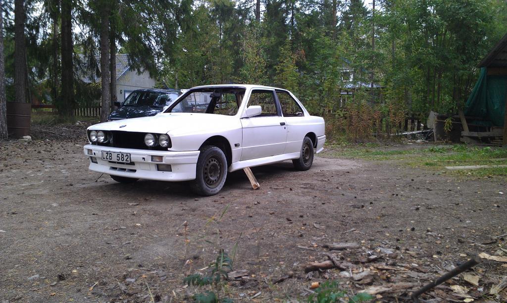 m5micke - BMW M3 E30 mä turbo. IMAG0195