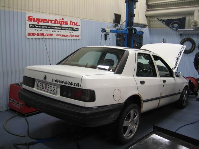 Mikael - Ford Sierra 2.9i V6 Turbo: 323hk, 487nm på driven! Film sid 33 - Sida 18 IMG_4169