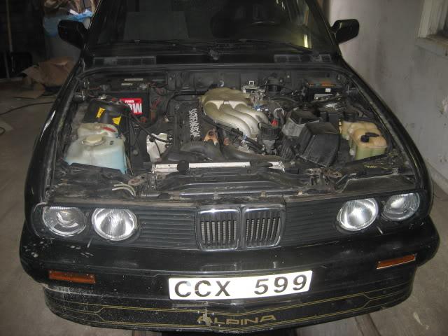 M5Mikal - BMW 325 Turbo Touring: Stor uppdat. sid:40 IMG_6887