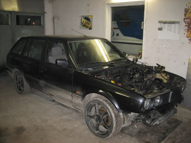 M5Mikal - BMW 325 Turbo Touring: Stor uppdat. sid:40 - Sida 2 IMG_6914