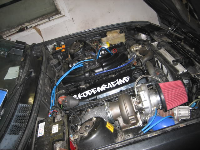 M5Mikal - BMW 325 Turbo Touring: Stor uppdat. sid:40 - Sida 2 IMG_6932