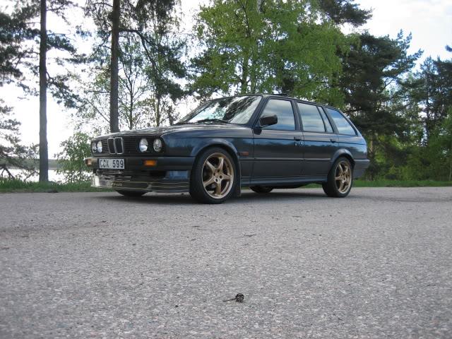 M5Mikal - BMW 325 Turbo Touring: Stor uppdat. sid:40 - Sida 5 IMG_7020