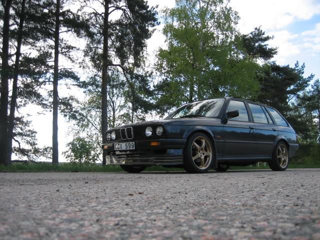 M5Mikal - BMW 325 Turbo Touring: Stor uppdat. sid:40 - Sida 5 IMG_7021