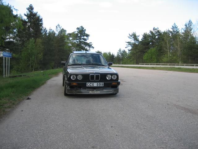 M5Mikal - BMW 325 Turbo Touring: Stor uppdat. sid:40 - Sida 5 IMG_7022