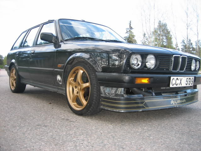 M5Mikal - BMW 325 Turbo Touring: Stor uppdat. sid:40 - Sida 5 IMG_7023