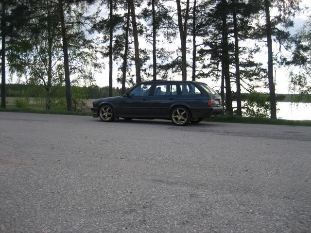 M5Mikal - BMW 325 Turbo Touring: Stor uppdat. sid:40 - Sida 5 IMG_7024