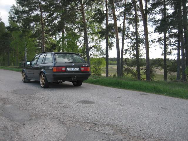 M5Mikal - BMW 325 Turbo Touring: Stor uppdat. sid:40 - Sida 5 IMG_7025