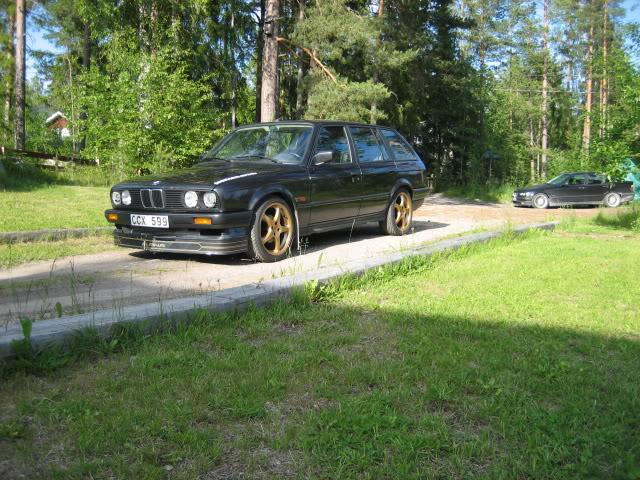 M5Mikal - BMW 325 Turbo Touring: Stor uppdat. sid:40 - Sida 6 IMG_7051