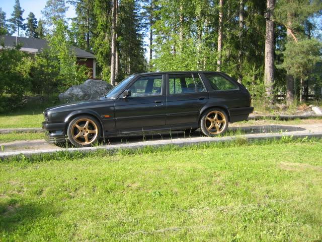 M5Mikal - BMW 325 Turbo Touring: Stor uppdat. sid:40 - Sida 6 IMG_7052