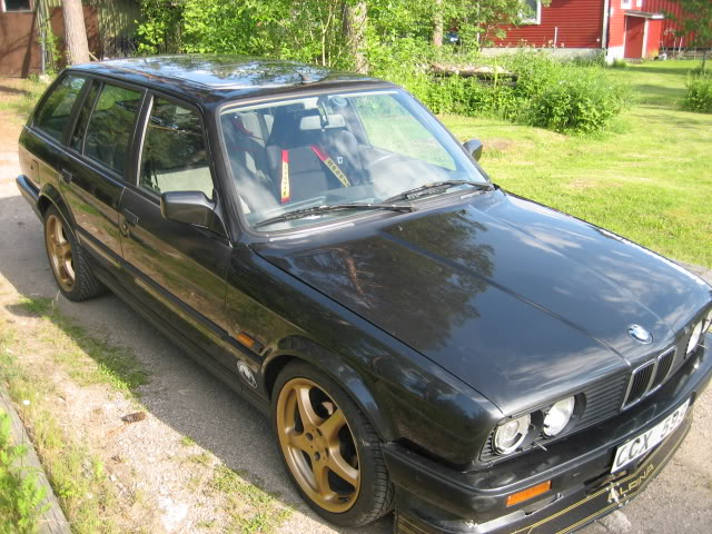 M5Mikal - BMW 325 Turbo Touring: Stor uppdat. sid:40 - Sida 6 IMG_7054