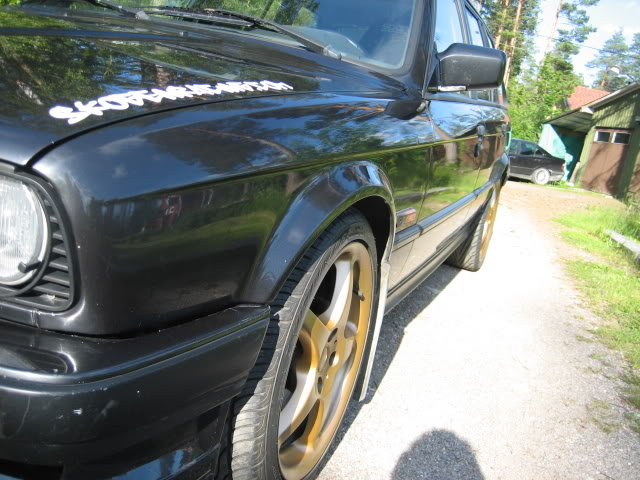 M5Mikal - BMW 325 Turbo Touring: Stor uppdat. sid:40 - Sida 6 IMG_7059