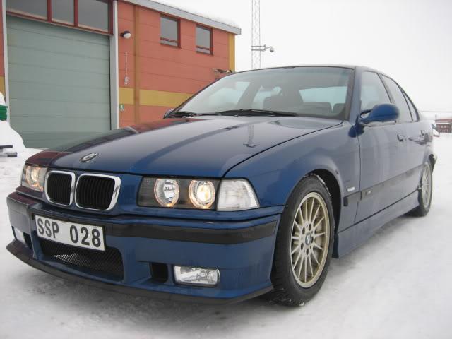 M5Mikal - BMW 325 Turbo Touring: Stor uppdat. sid:40 - Sida 14 IMG_7479