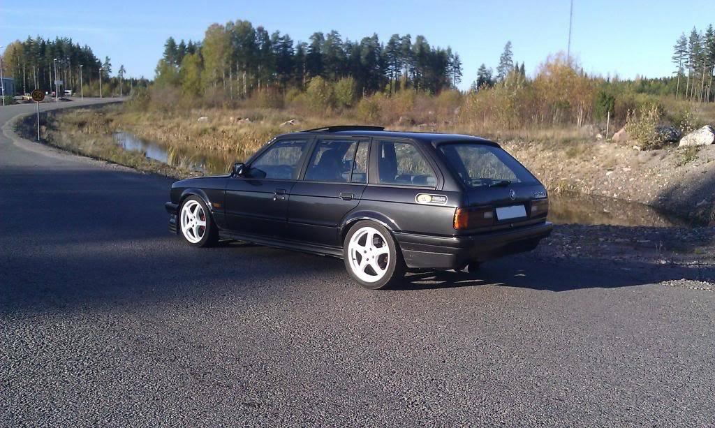 M5Mikal - BMW 325 Turbo Touring: Stor uppdat. sid:40 - Sida 24 Turbon