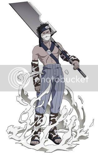 Zabuza - The Hidden Ninja 1780990409_87b22fe145