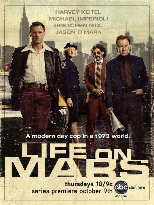 Breaking Bad, Life on Mars, et un peu TBBT Lifeonmarsus