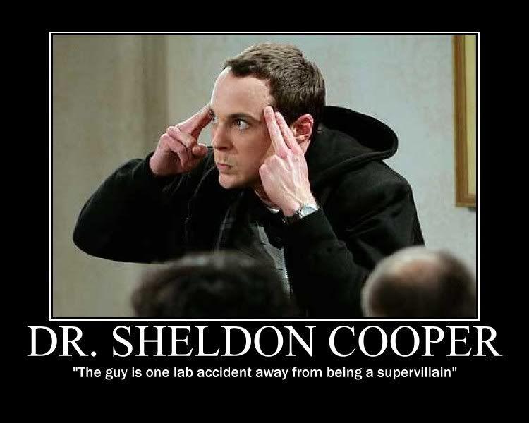 Breaking Bad, Life on Mars, et un peu TBBT Sheldon