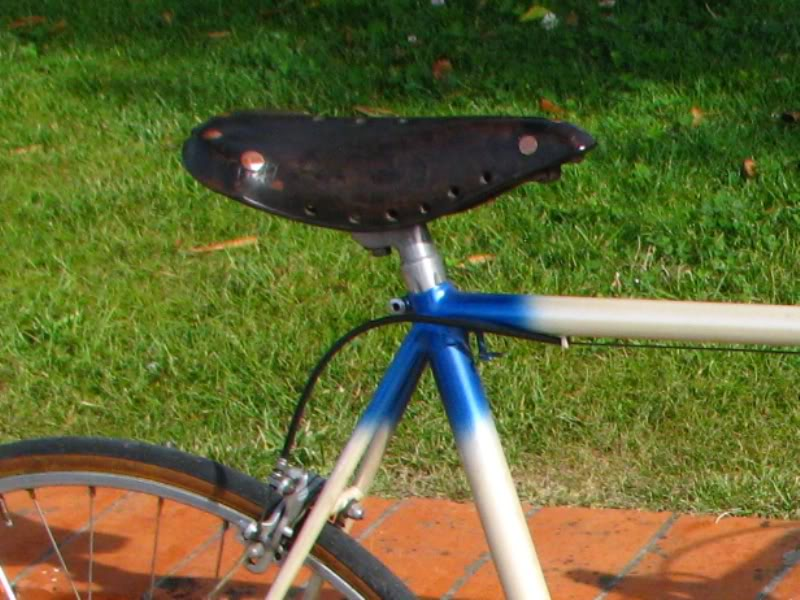 Vendo Bicicleta Vintage de Estrada (Campagnolo) IMG_4591