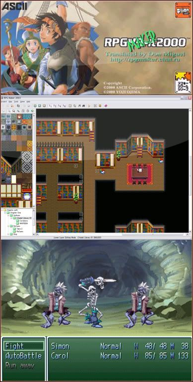 RPG Maker series Download RPGMaker2000