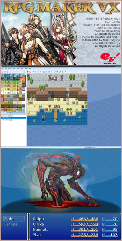 RPG Maker series Download RPGMakerVX