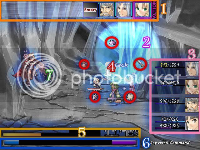 [สคริปต์] Ar Tonelico Custom Battle System [ระบบต่อสู้ด้านข้าง Ar Tonelico] Interface