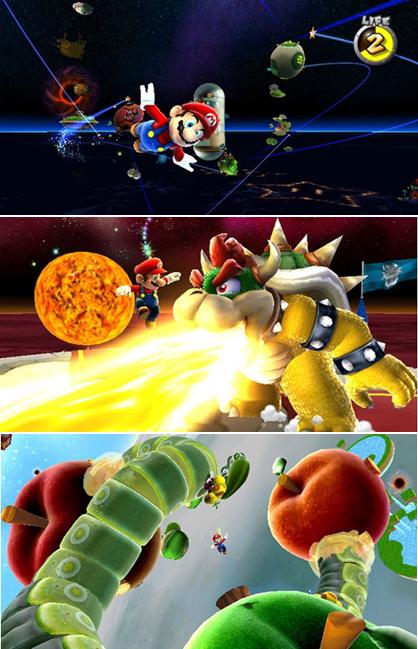 Super Mario Galaxy [Wii][MG][Multi5-Español] SuperMarioGalaxy-1