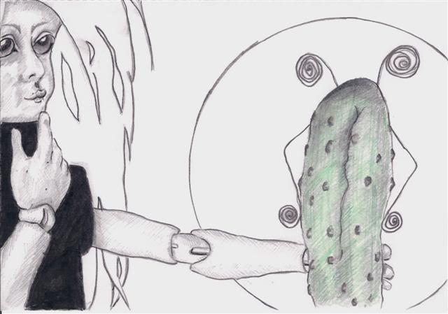 Tegninger af dukker PickelSmall