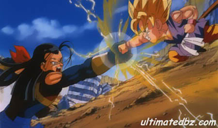 Trama:Dragon Ball 001