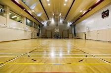 Gymnastik salen