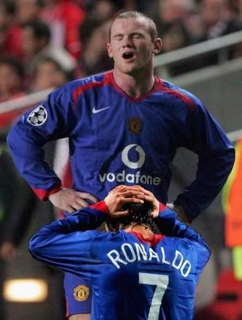 Cristiano Ronaldo --> Ele Ow Ela?, Pior q num eh montagem Cristianoronaldo-thumb