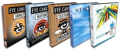 AS-Eye Candy's Effect Collection(Plugin) EyeCandyEffectsCollection
