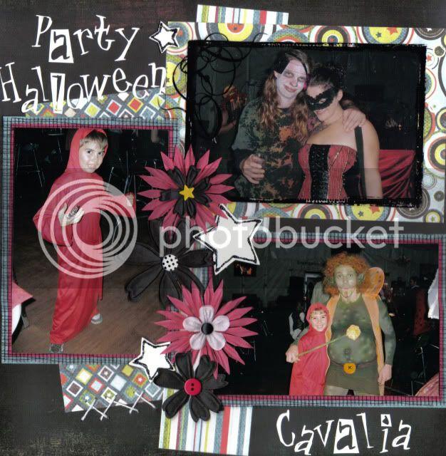 Quiero - novembre 2009 - ajout HalloweenCavalia