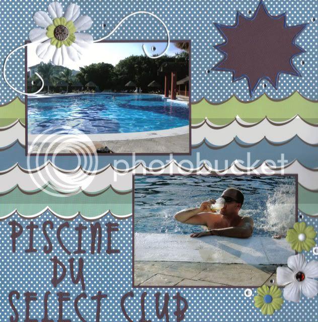 Quiero-Riviera Maya-ajout 22 juillet - Page 2 Piscineselect