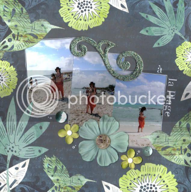 Quiero-Riviera Maya-ajout 22 juillet - Page 2 Laplage